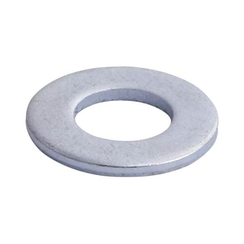 TIMCO Fasteners & Fixings Form A Washers - Zinc  M6 Form A Washer - BZP