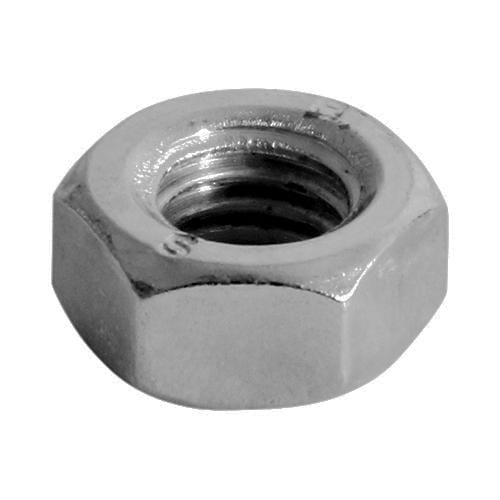 TIMCO Fasteners & Fixings Hex Full Nuts - Stainless Steel  M5 Hex Nut DIN 934 - A2 SS
