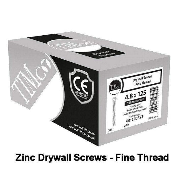 SELF DRILLING METAL DRYWALL SCREWS DRY LINING WOOD ZINC PLASTERBOARD PARTITIONS