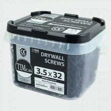 Timco Screws **TRADE PRICE** BLACK DRYWALL PLASTERBOARD COARSE THREAD SCREWS - FULL BOXES