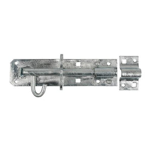 "TIMCO Security & Ironmongery Brenton Padbolt - Hot Dipped Galvanised  4"" Brenton Padbolt HDG"