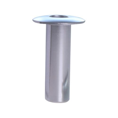 TIMCO Security & Ironmongery Fantom Door Stop - Chrome  0 Fantom Door Stop Chrome