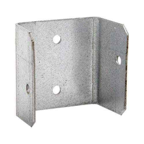 TIMCO Security & Ironmongery Fencing Clips - Galvanised  44 x 0.8mm Fencing Clip