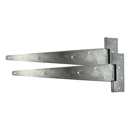 TIMCO Security & Ironmongery Pair of Scotch Tee Hinges - Hot Dipped Galvanised  20