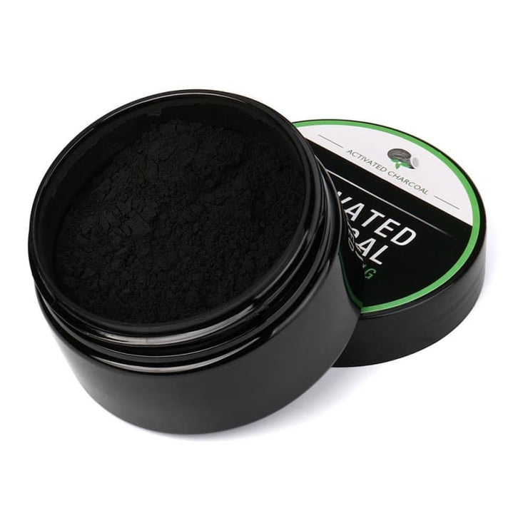 Activated Charcoal Natural Whitening Tooth Powder