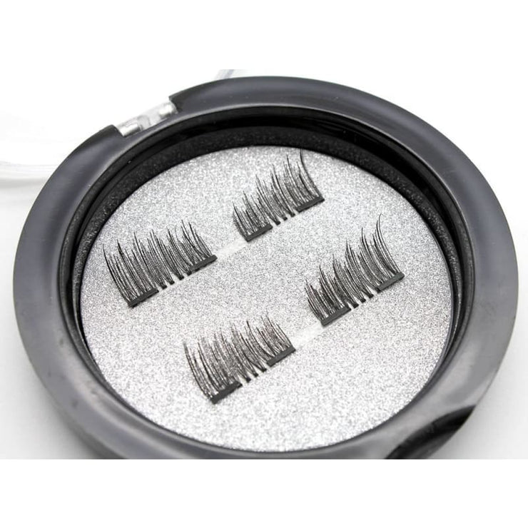 False Magnetic Eyelashes (Allergy Free) Set Of 2 Pairs