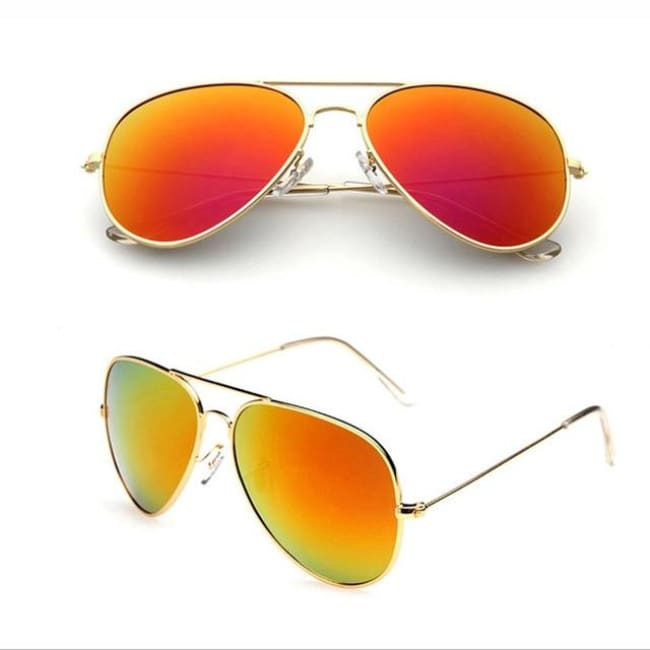 Free Giveaway - Top Gun Aviators - Red