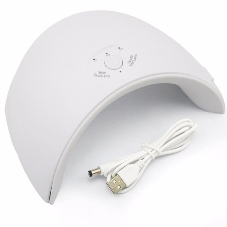 Home Nail Salon Uv Led Nail Drying Lamp