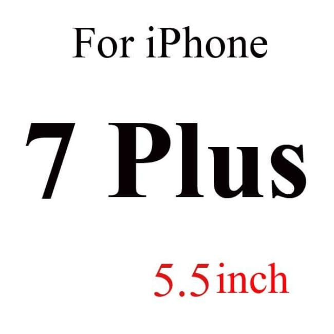 Ultra-Thin Iphone Screen Protector Panel - For Iphone 7 Plus