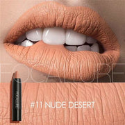 Waterproof Matte Lipstick In 19 Colors - Nude Desert