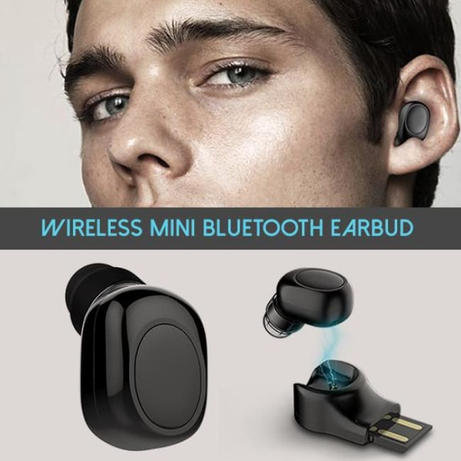 Wireless Mini Bluetooth (Special Agent) Earbud