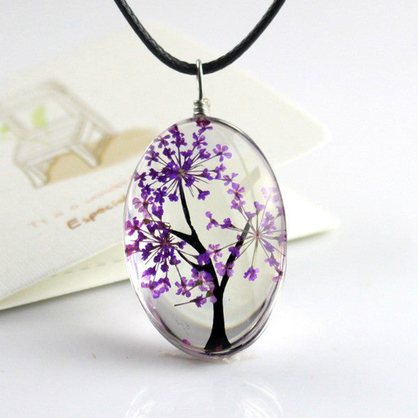 Pendant Tree of Life Shaped Pendant Necklaces