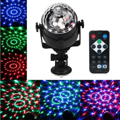 Disco Machine LED