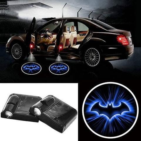LED Cars, Projetor Para Porta do Carro (Kit com 2)