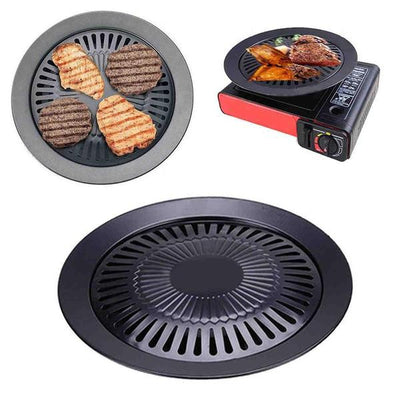 Grill-Cooker, Grill Antiaderente Healthy