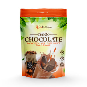 Dark Chocolate Whole Food Meal Replacement Shake