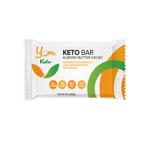 Yum Keto Bar (One Bar Free Sample)