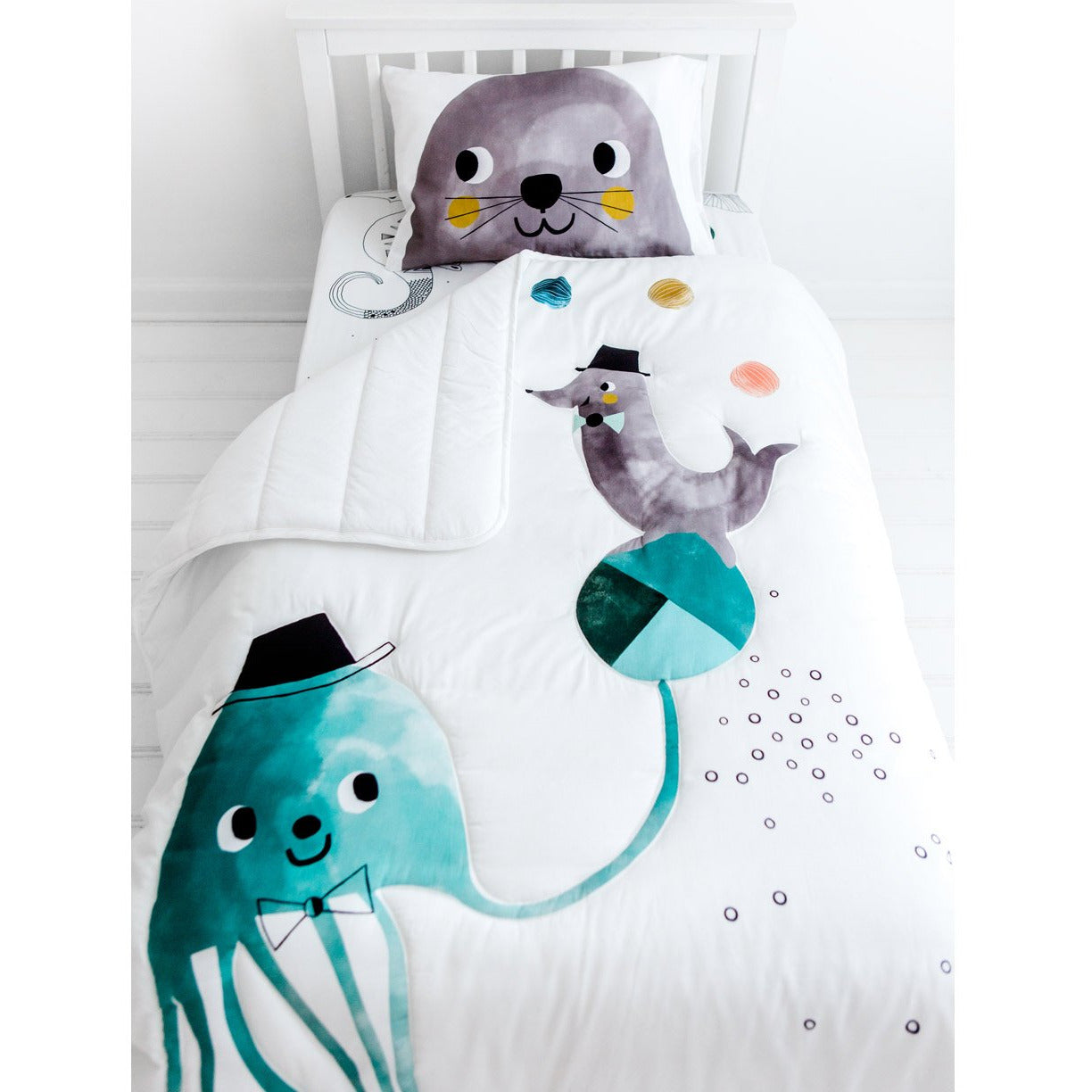 Rookie Humans Jellyfish Toddler Comforter