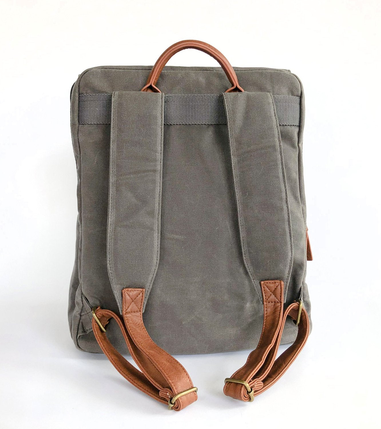 Momkindness Duo Backpack (grey)
