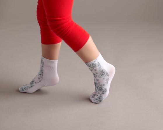 Squid Socks Cecilia Collection