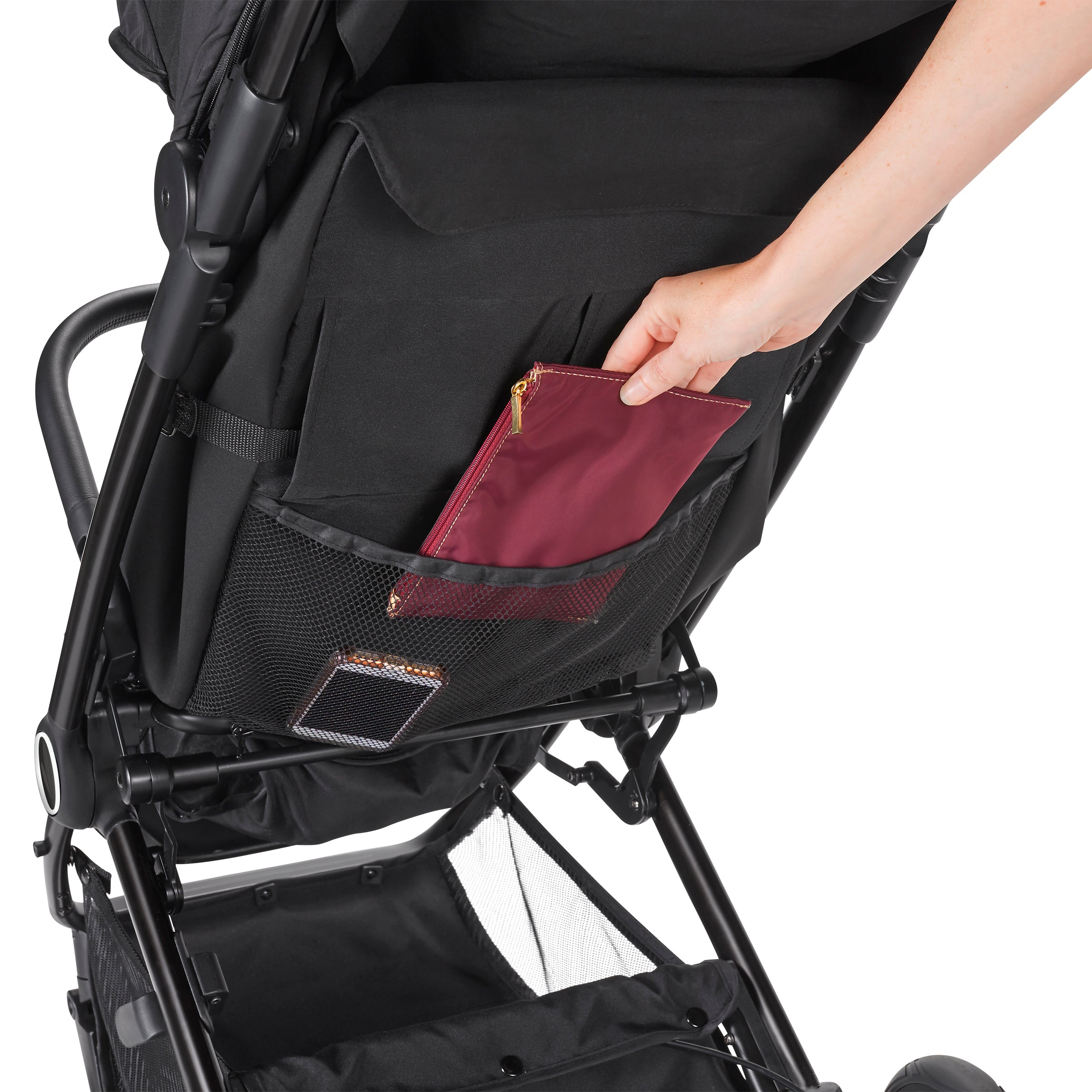 Larktale autofold™ Stroller - Clovelly Yellow