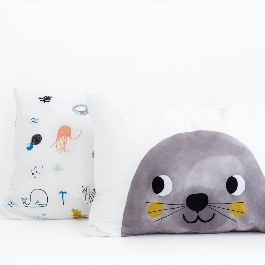 Rookie Humans 2-pack Toddler Size Pillowcases