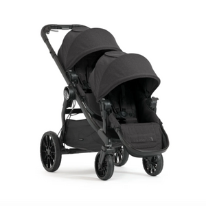 Baby Jogger City Select Lux Stroller and Second Seat Bundle