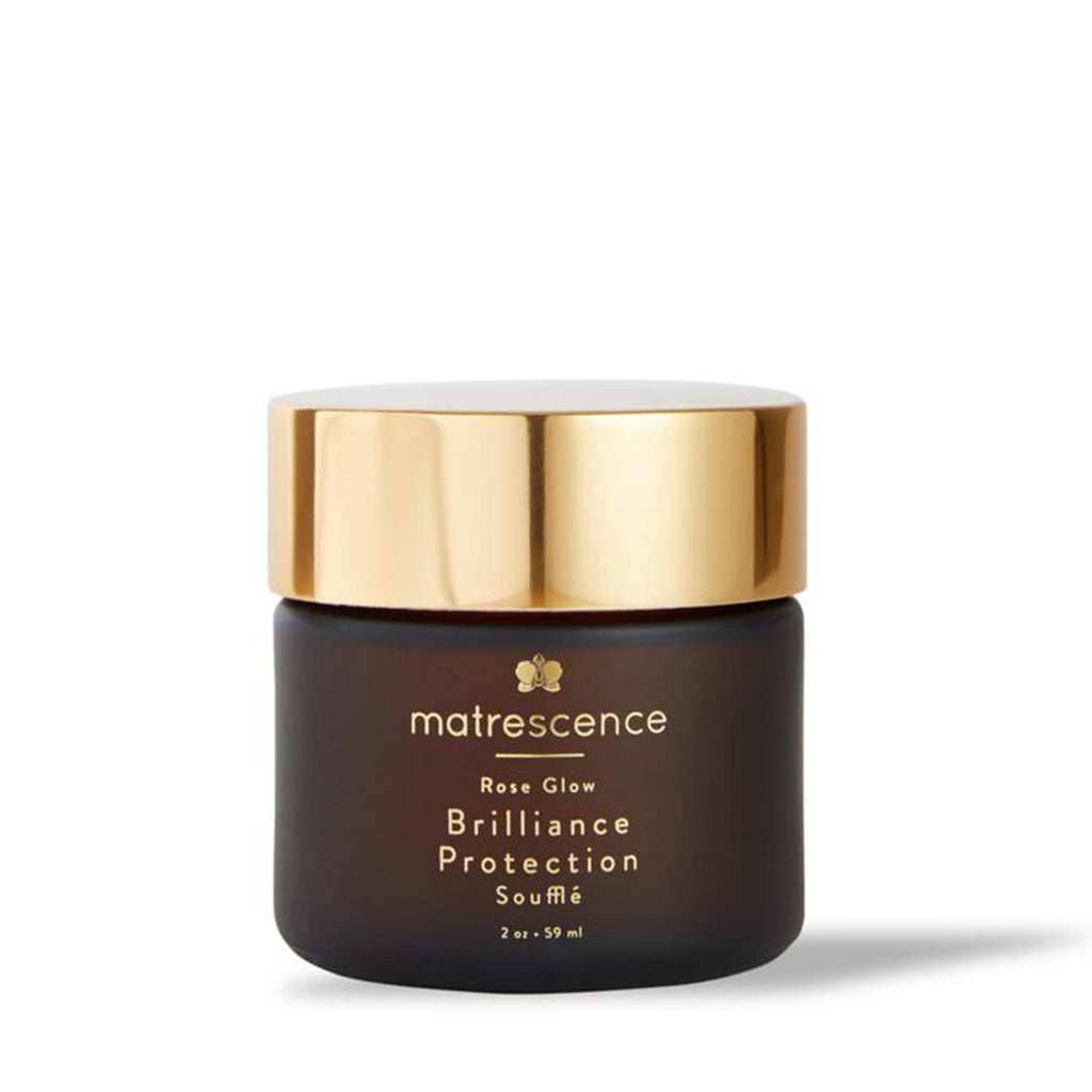 Matrescence Rose Glow Brilliance Protection Soufflé