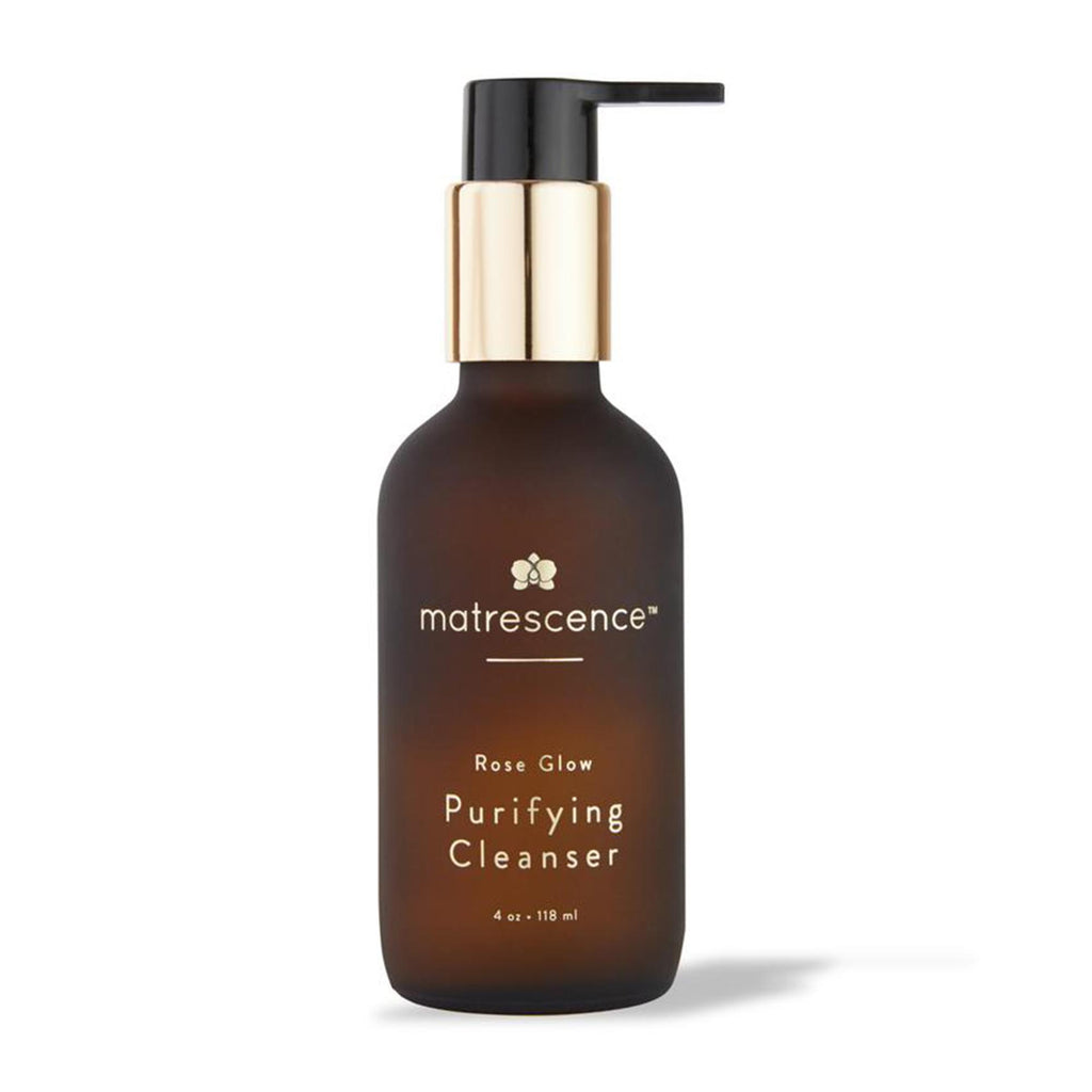 Matrescence Rose Glow Purifying Cleanser