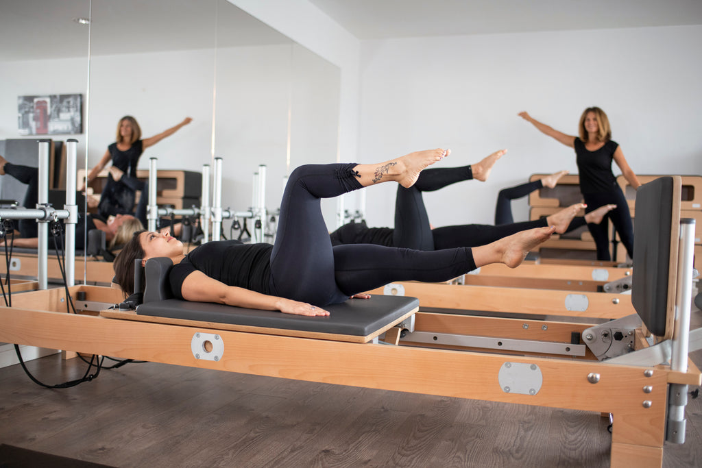 Improve Running by Cross Training with Pilates