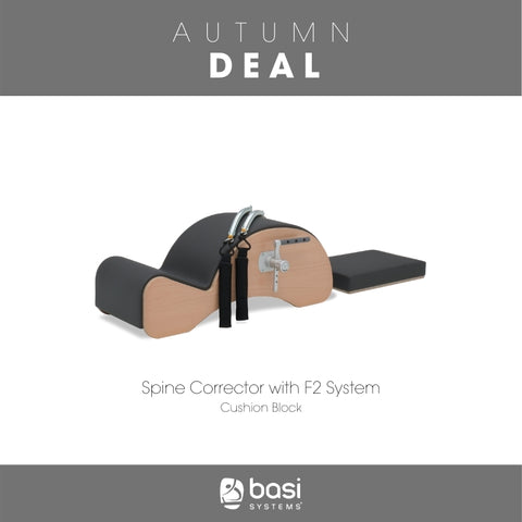 BASI Systems Spine Corrector with F2 System