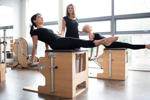 Wunda Chair exercises for cyclists
