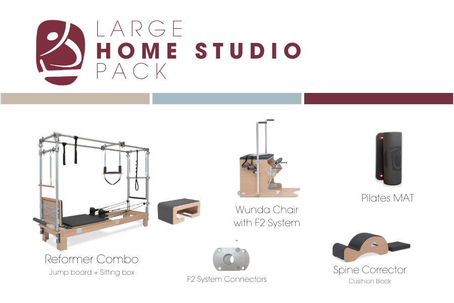 BASI Pilates Large Home Studio Pack