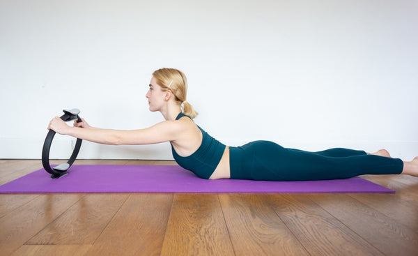 Pilates Ring Back Extension