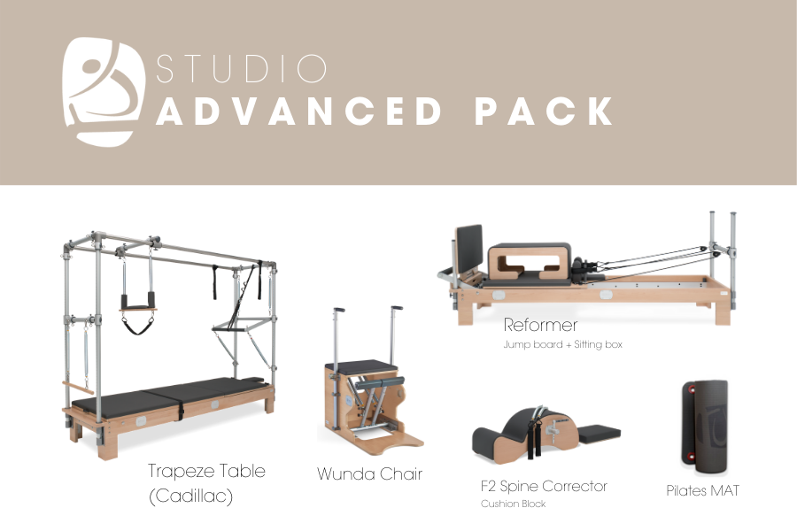 BASI Systems Pilates Studio Advanced Pack