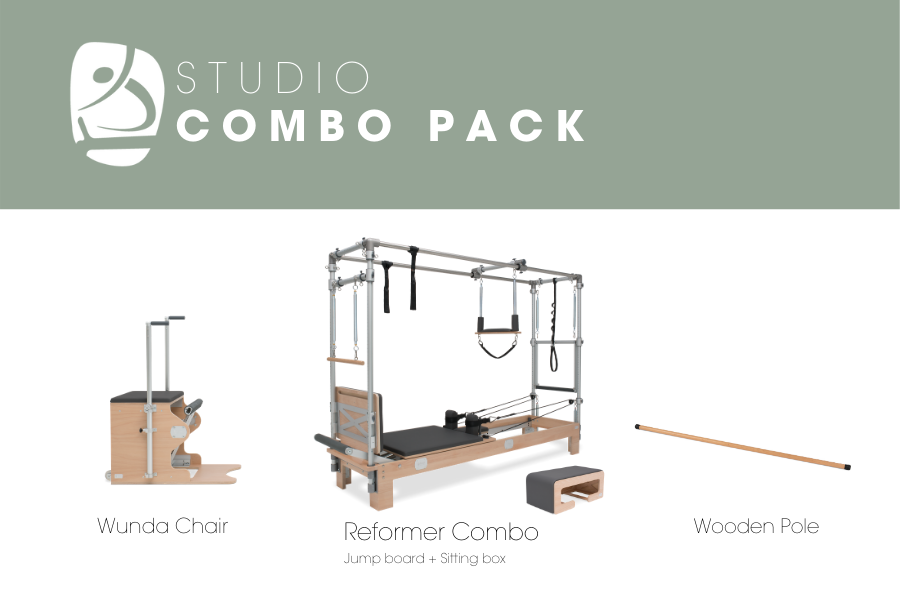 BASI Systems Pilates Studio Combo Pack