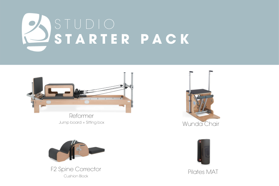 BASI Systems Pilates Studio Starter Pack