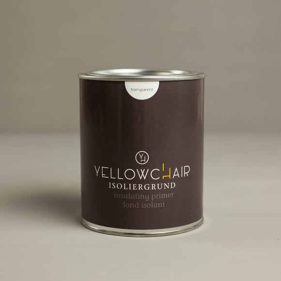 yellowchair Grundierung & Finish