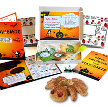 Halloween baking kit