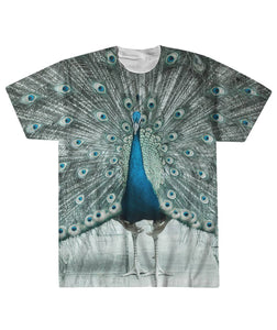 A2W Design - Peacock - Beautiful Cock ;- Sublimation Tee