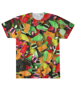 A2W Design - Candy Shop Sublimation Tee