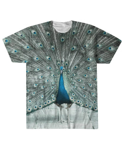 A2W Design - Peacock T-shirt Sublimation Tee
