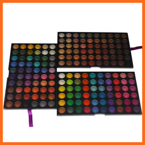 180 Full Color Warm & Cool Pro Camouflage makeup Eyeshadow palette set Eye Shadow Make Up Cosmetics Gloss Neutral Palette Set
