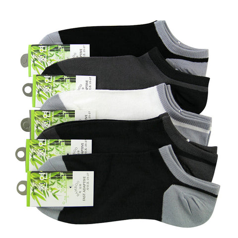 summer men's bamboo fibre invisible boat socks ankle socks male fashion sock slippers 10pcs=5pairs/lot