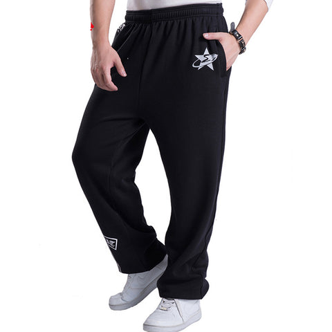 2017 Mens Joggers Printed Fashion Baggy Style Hip Hop male Jogger Pants open air Sweatpants Men Trousers Pantalon Homme 5XL A236