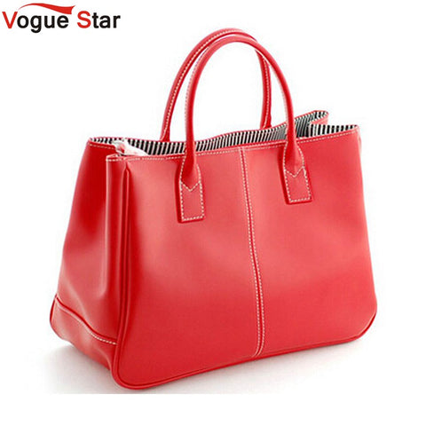 Vogue Star 2017 New Fashion elegant fashion lades handbag pu leather popular women bag 12 colors factory sale HA54