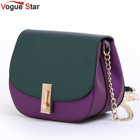 Vogue Star 2017 New  High Quality PU Women's bag  Famous brand  fashion pig bag chain shoulder bag wild messenger bag  LB79