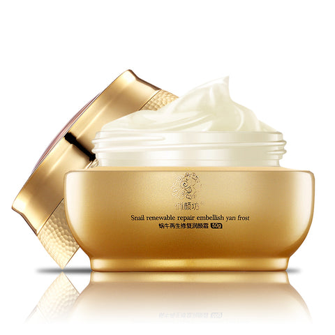 Snail Face Cream Pimples Reduce Scars Acne Treatment Moisturizing Cream With Snail Skin Care Face Lift Firming Cream Beauty