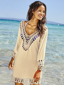 Crochet Cover Ups Beach Wear