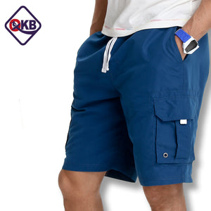 QIKERBONG Male beach shorts bermuda masculina Men quick-drying shorts Man new shorts  Swimsuits XXXL Man boardshorts